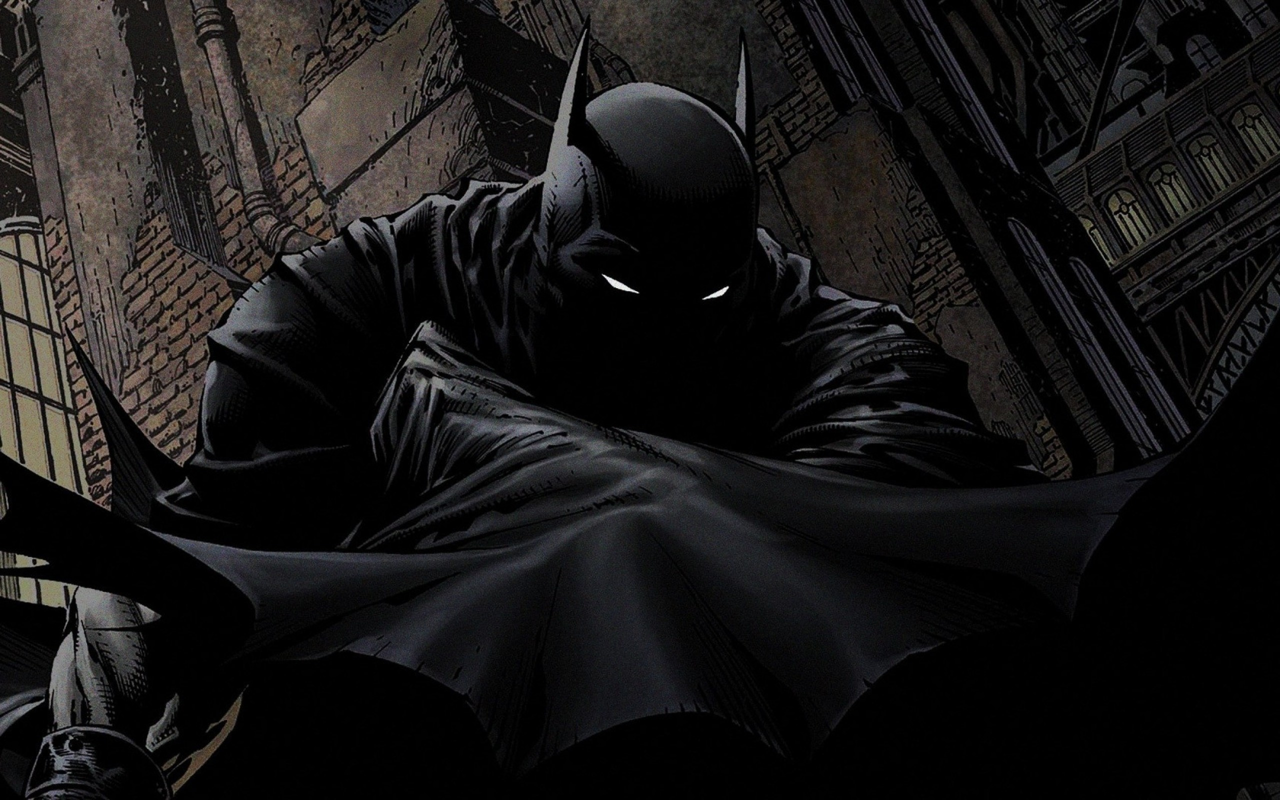 Batman The Dark Knight Wallpaper   EchoMon 2560x1600