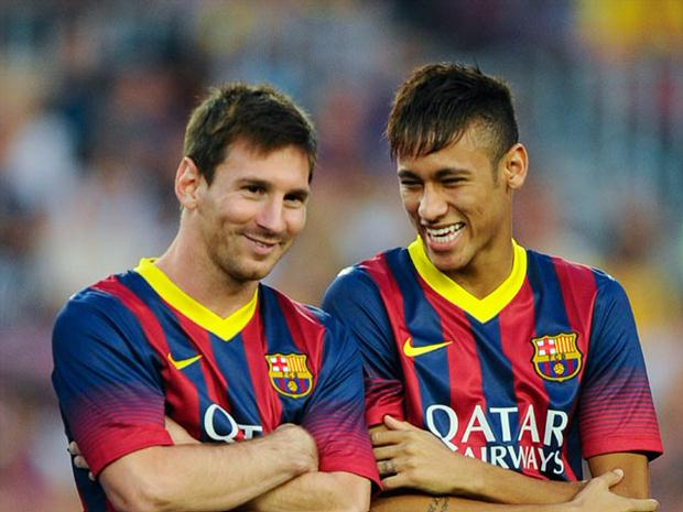 SoccerBlogcom All of Messi and Neymar goals in the world cup so far 620x465