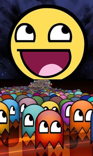 50+ Pacman Live Wallpaper on WallpaperSafari