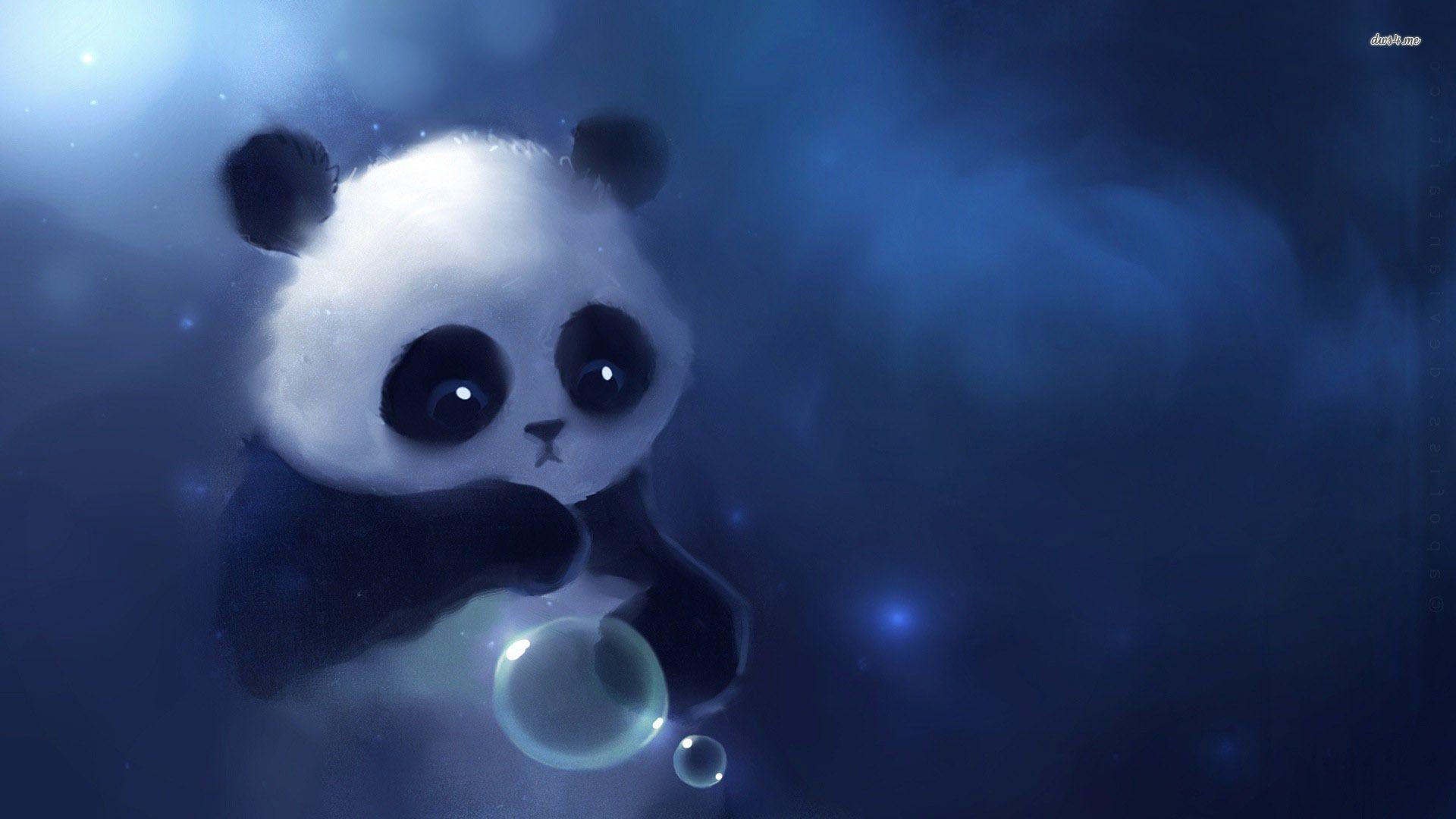 Baby Panda Wallpapers 1920x1080