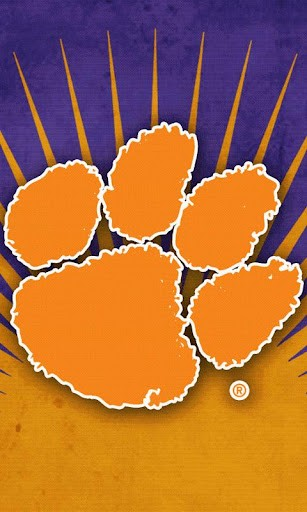 Pin Clemson Tigers Wallpaper Collection Sports Geekery 307x512