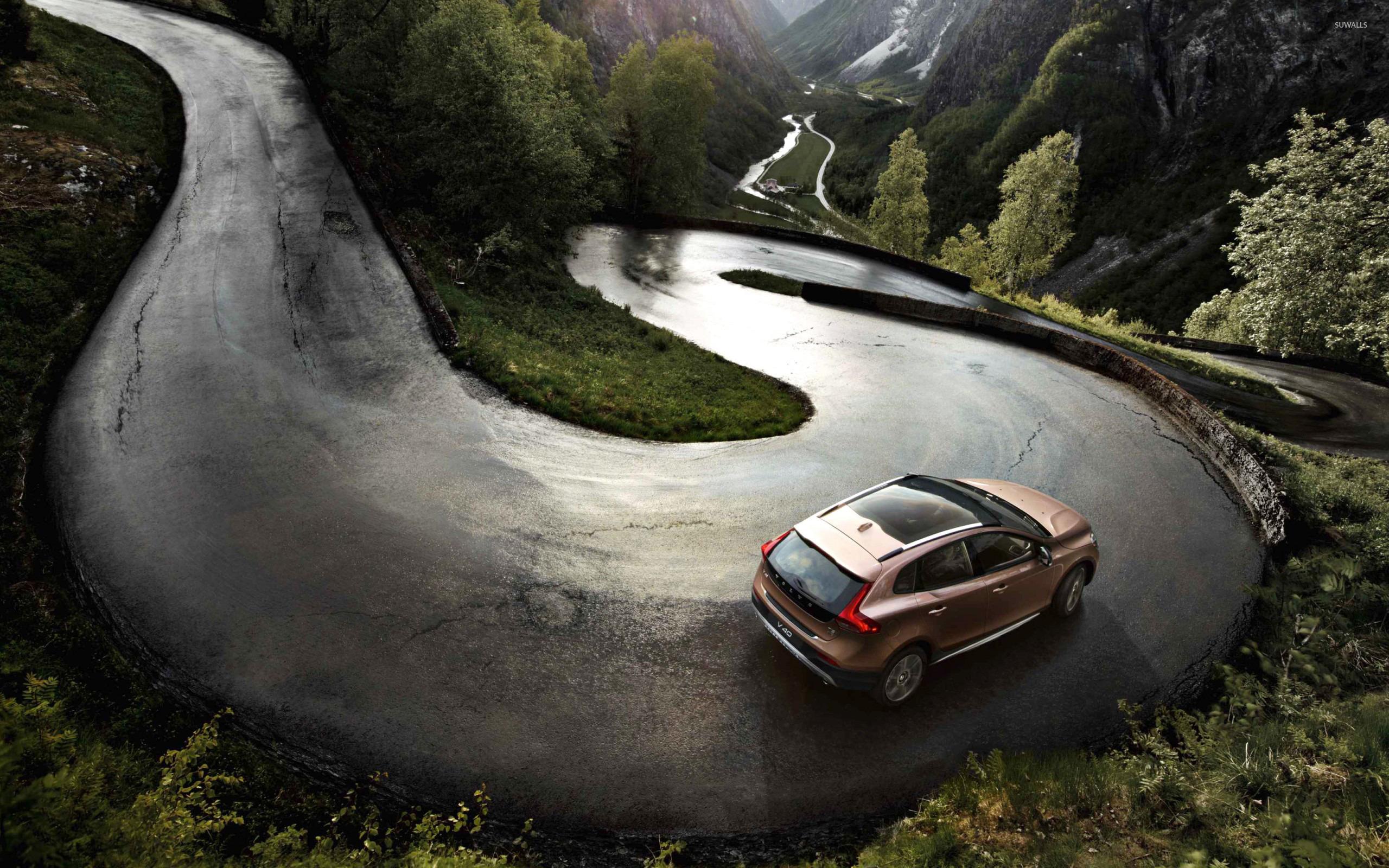 Volvo V40 wallpaper   Car wallpapers   47612 2560x1600