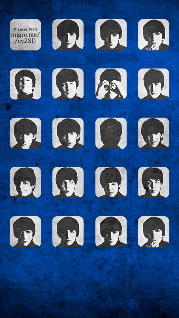 50+ The Beatles Wallpaper iPhone on WallpaperSafari