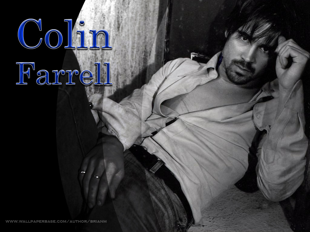 colin farrell you can save these colin farrell wallpapers to your 1024x768