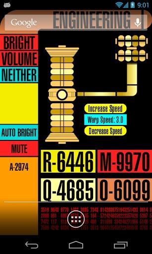 View bigger   Star Trek Phone Live Wallpaper for Android screenshot 307x512