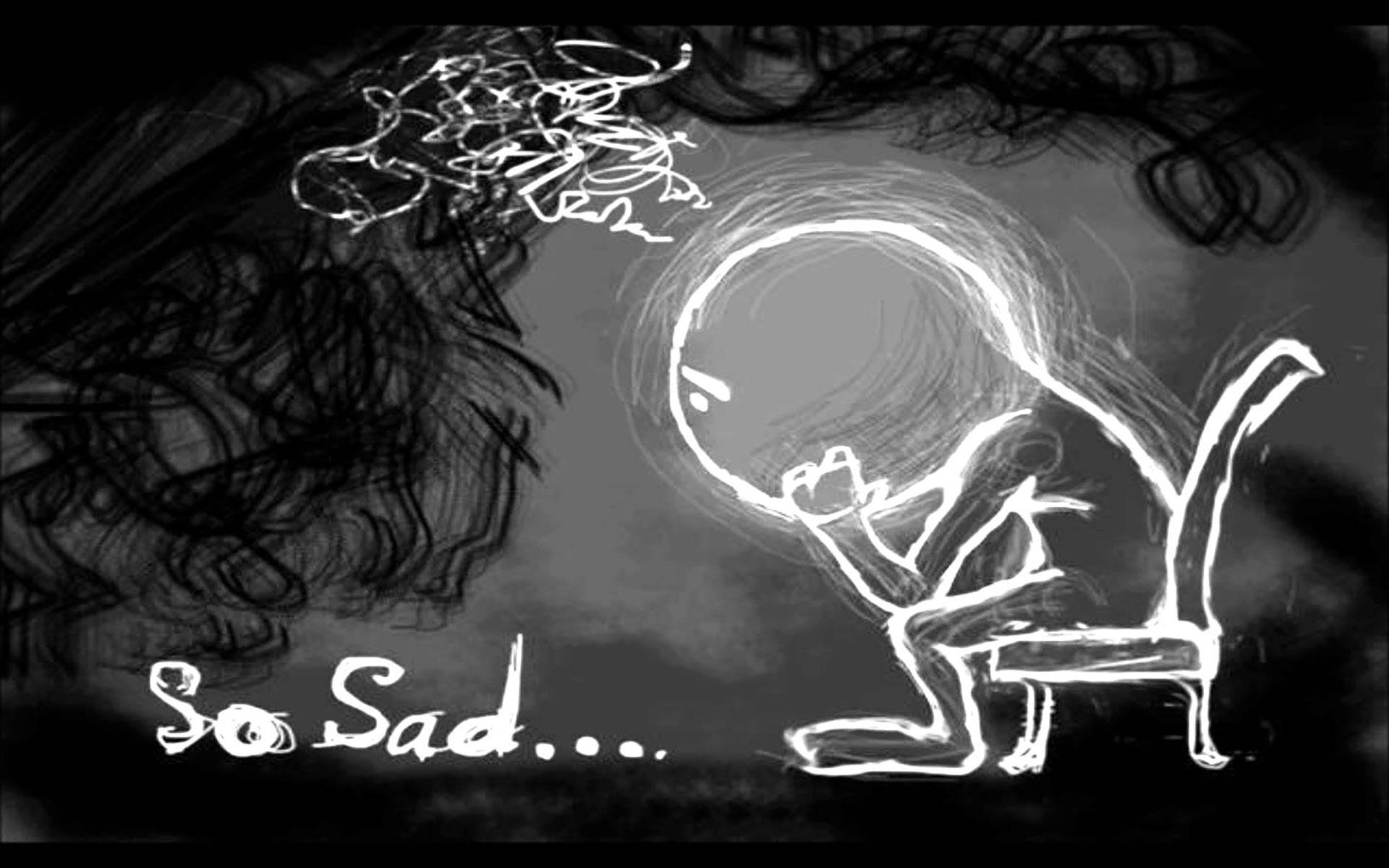 Download Sad Wallpapers HD Best Depression Wallpaper 1920x1200