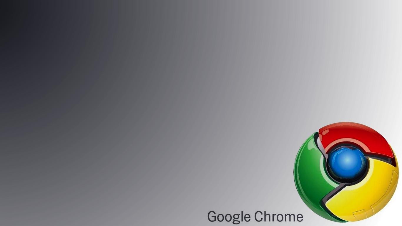 Google Chrome 1366x768