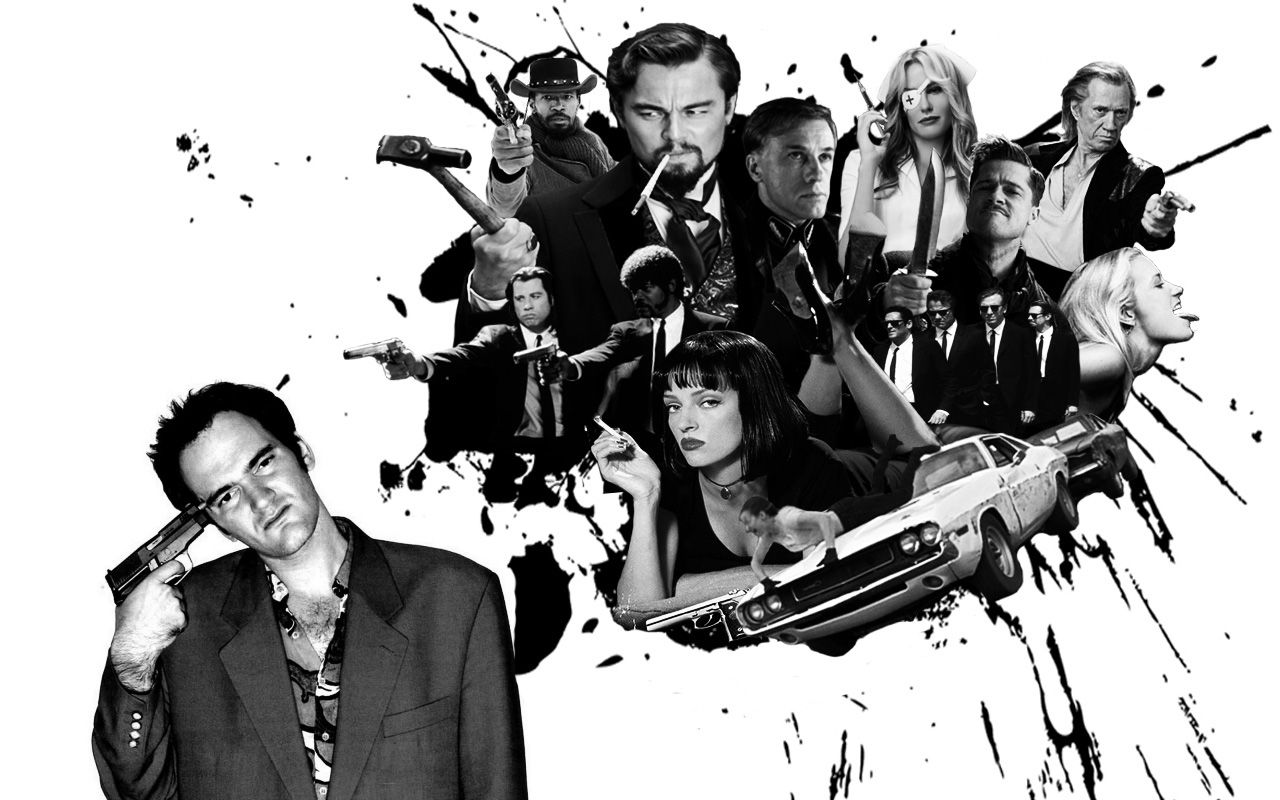 74 Quentin Tarantino Wallpaper On Wallpapersafari