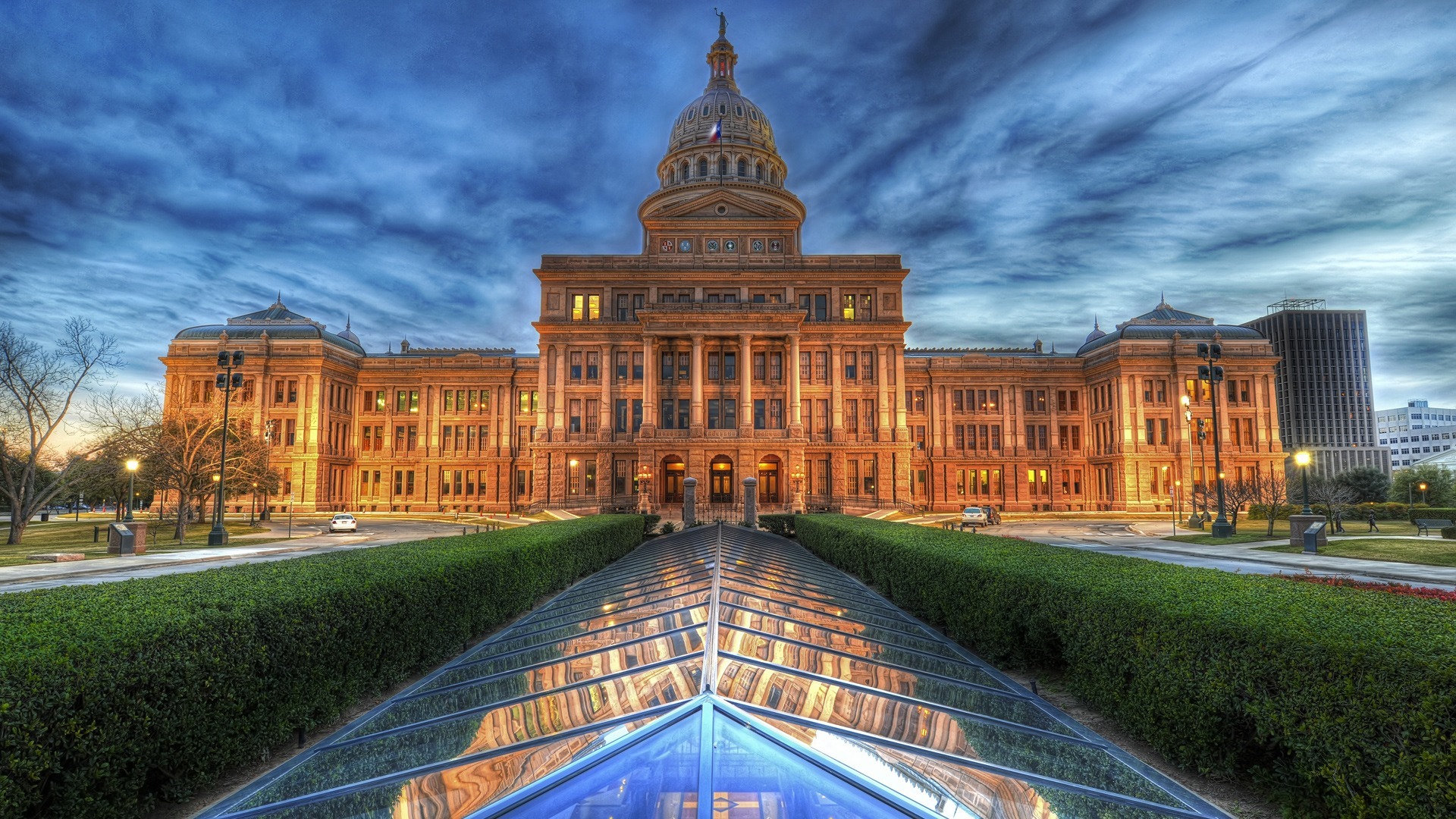 Texas State Capitol Wallpaper United States World Wallpapers in 1920x1080