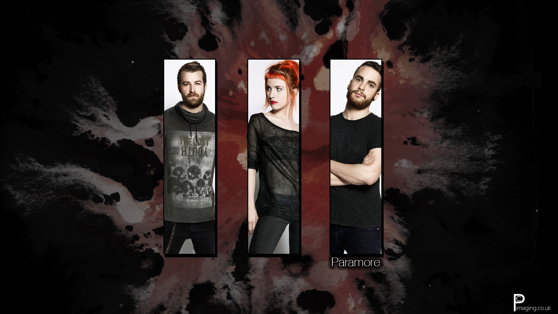 Paramore Wallpaper by Corfield on DeviantArt