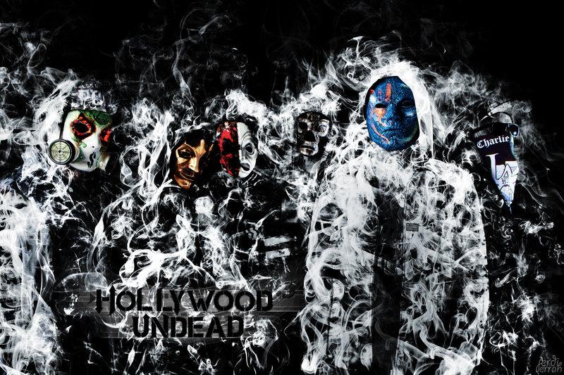 Hollywood Undead Wallpaper by Ferdiferrah 800x533