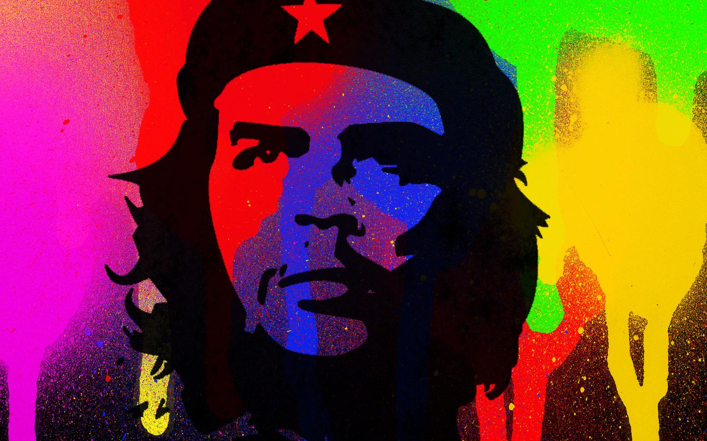 Che Che Wallpaper 1440x900 Che Che Guevara Photomanipulations 1440x900