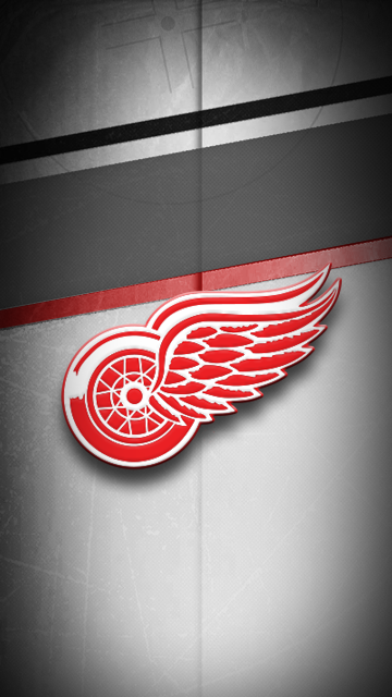 Detroit Red Wings Logo Wallpaper 1024 768 HD Walls Find Wallpapers 360x640