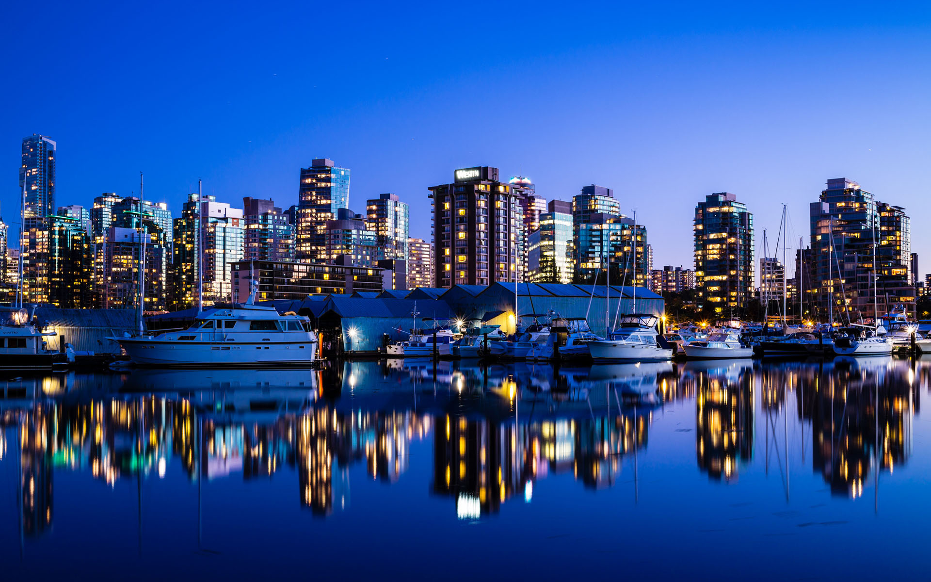 Vancouver Cool Great View HD Wallpapers 1920x1200