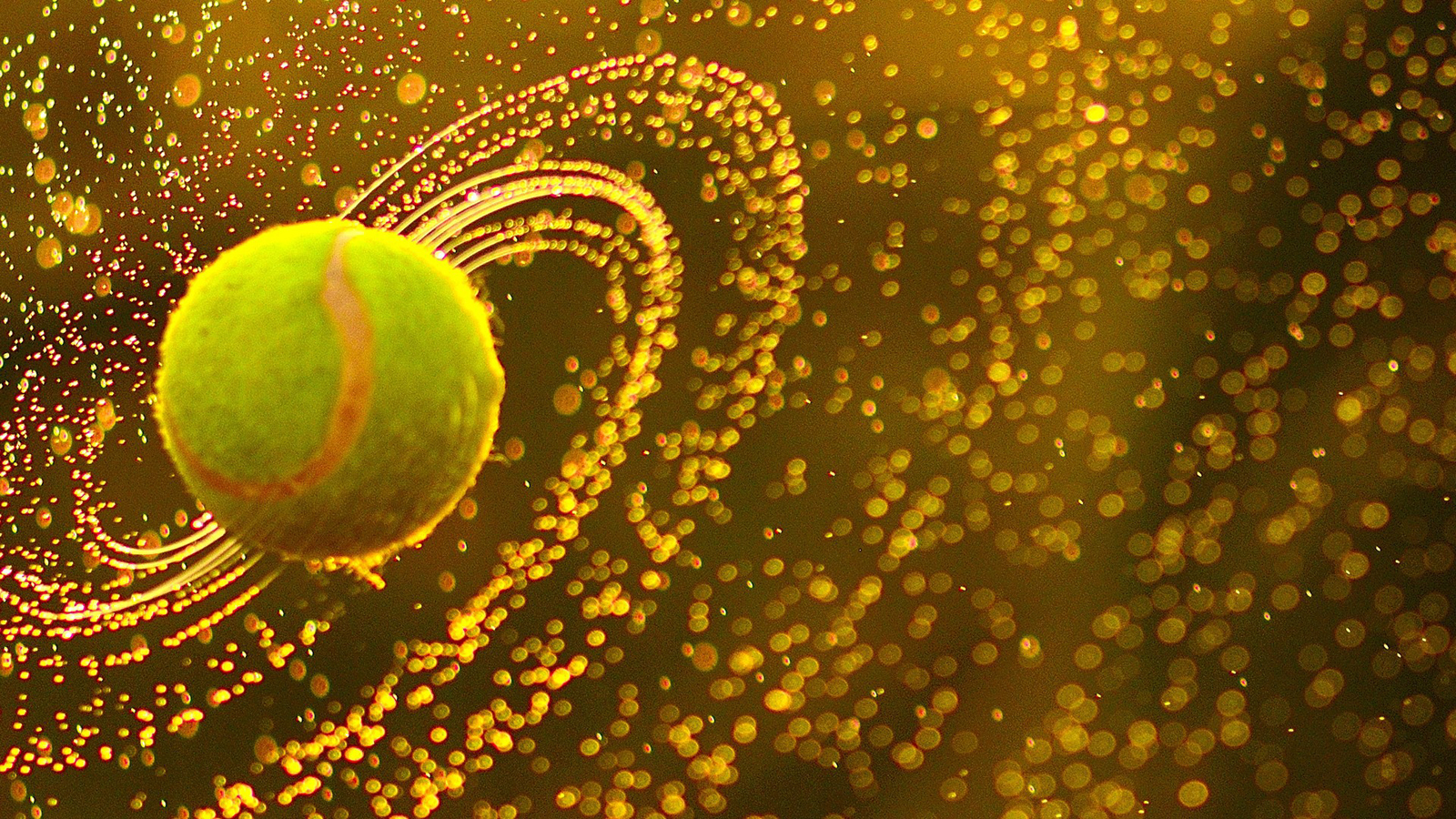 Tennis Ball 3D Champion 2013 Hd Desktop Wallpaper Football MR 1600x900