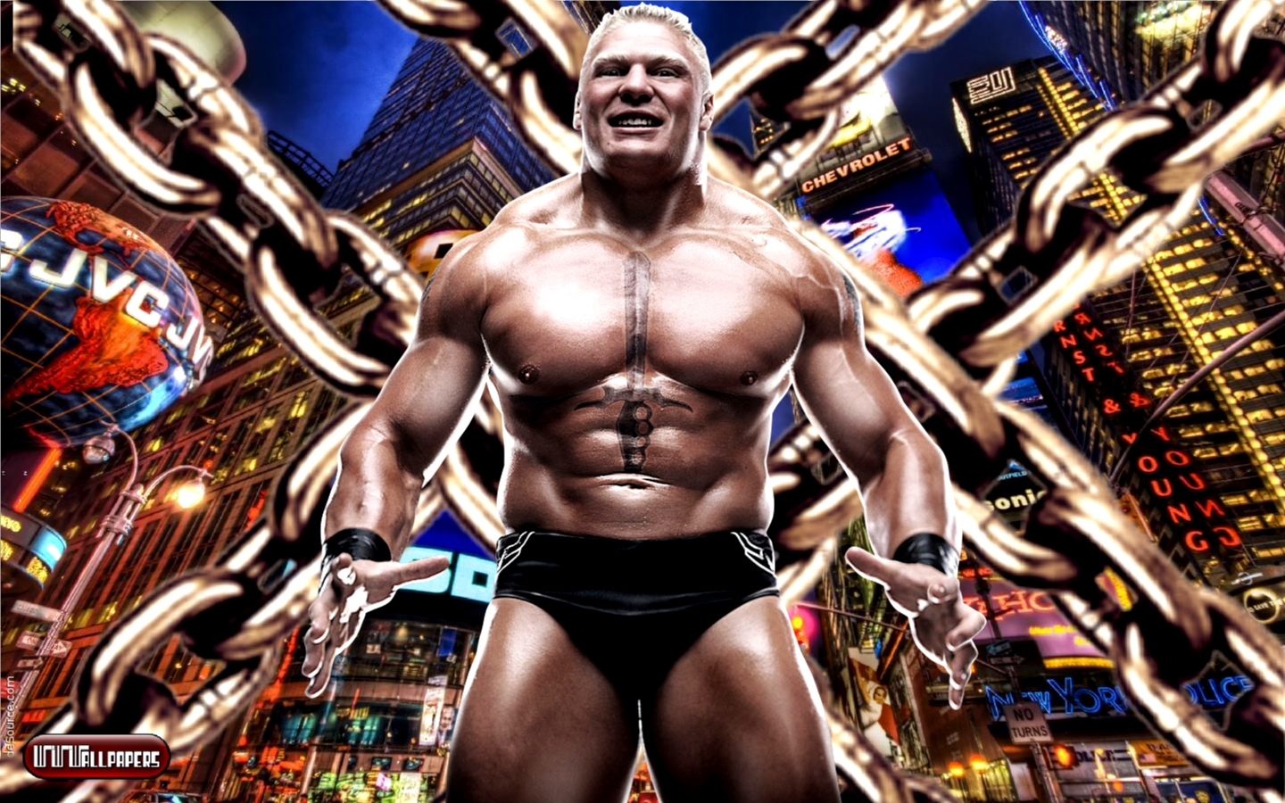 Brock Lesnar wallpapers   Taringa 1440x900