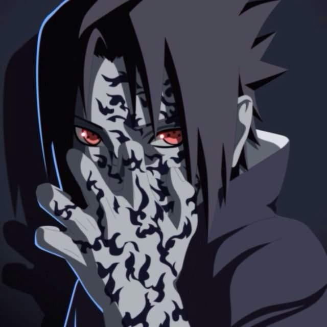 Sasuke Lv1 Cursed Seal Anime Amino 640x640