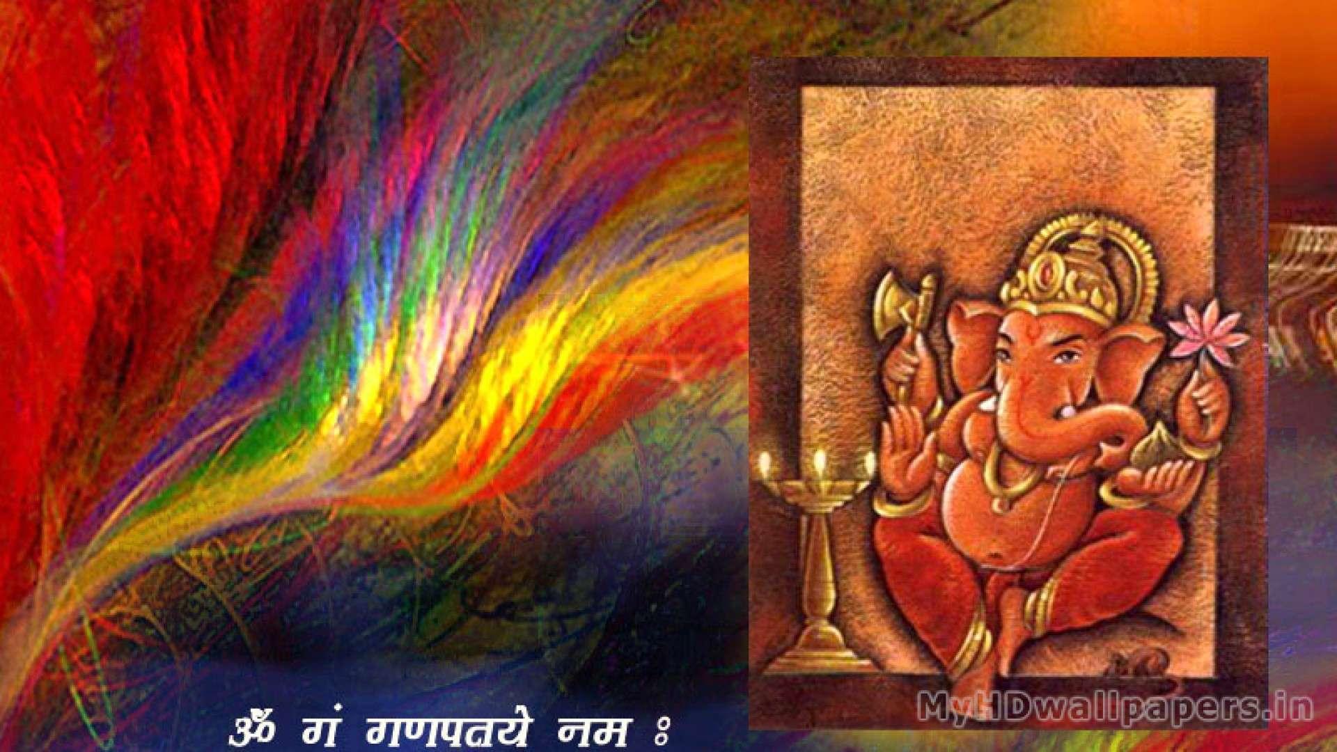 Lord Ganesha Hd Images Free Downloads For Wedding Cards: Ganesha Wallpapers For Desktop