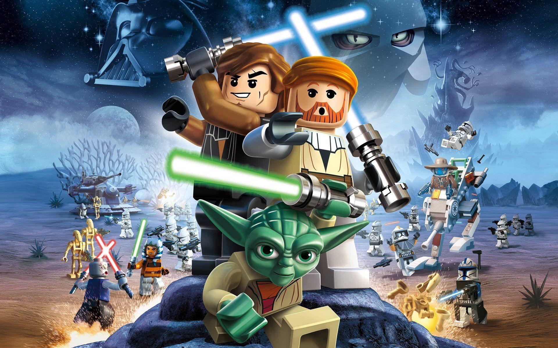 игры lego star wars