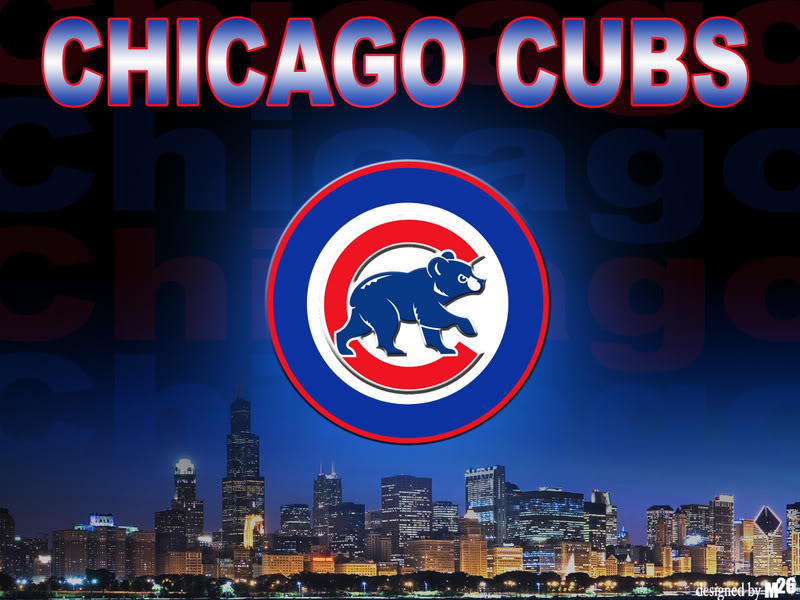 Cubs Wallpaper Cubs Desktop Background 800x600