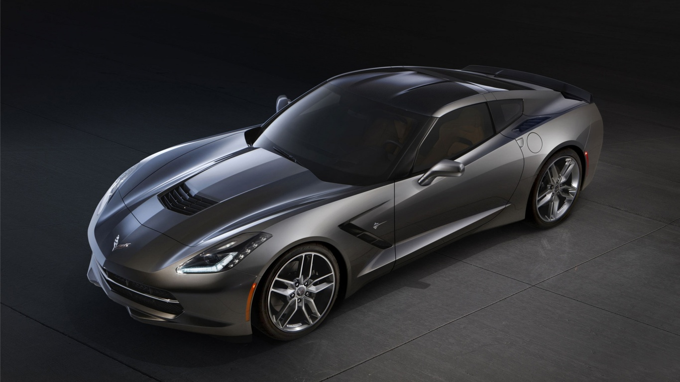 Chevrolet Corvette C7 Stingray wallpaper 13162 1366x768