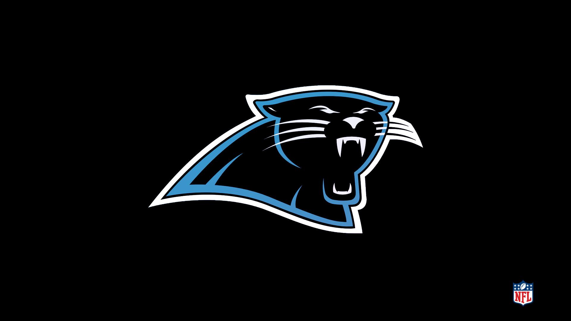 Carolina Panthers Logo 1920x1080