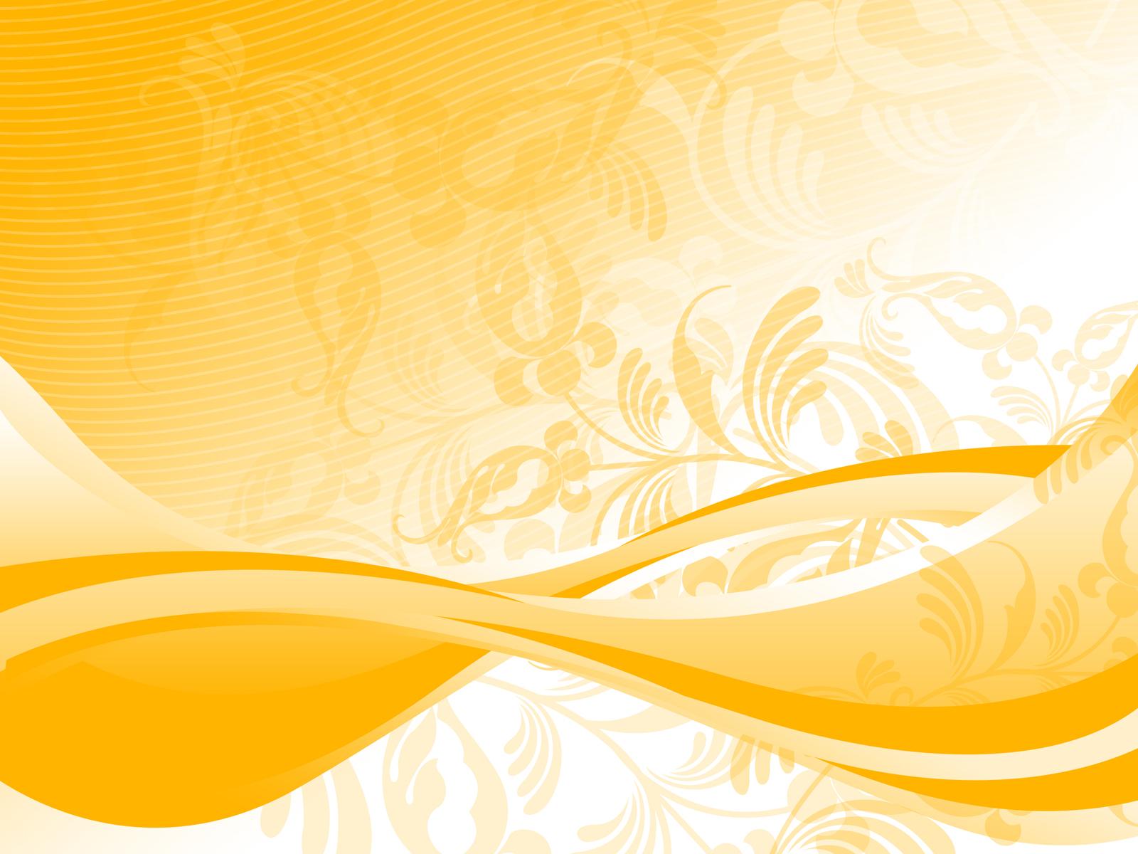 Orange Abstract Backgrounds Yellow orange 1600x1200