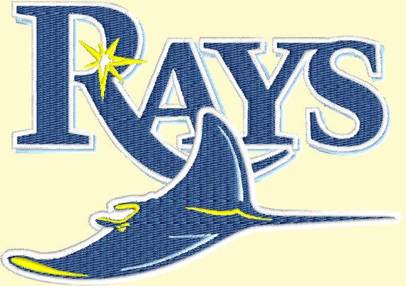 Tampa Bay Rays Logo Tampa Bay Rays Logo Machine 570x402