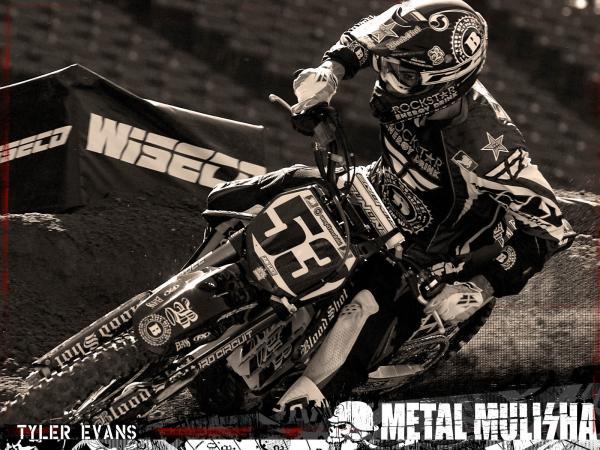 Metal Mulisha Wallpaper 600x450