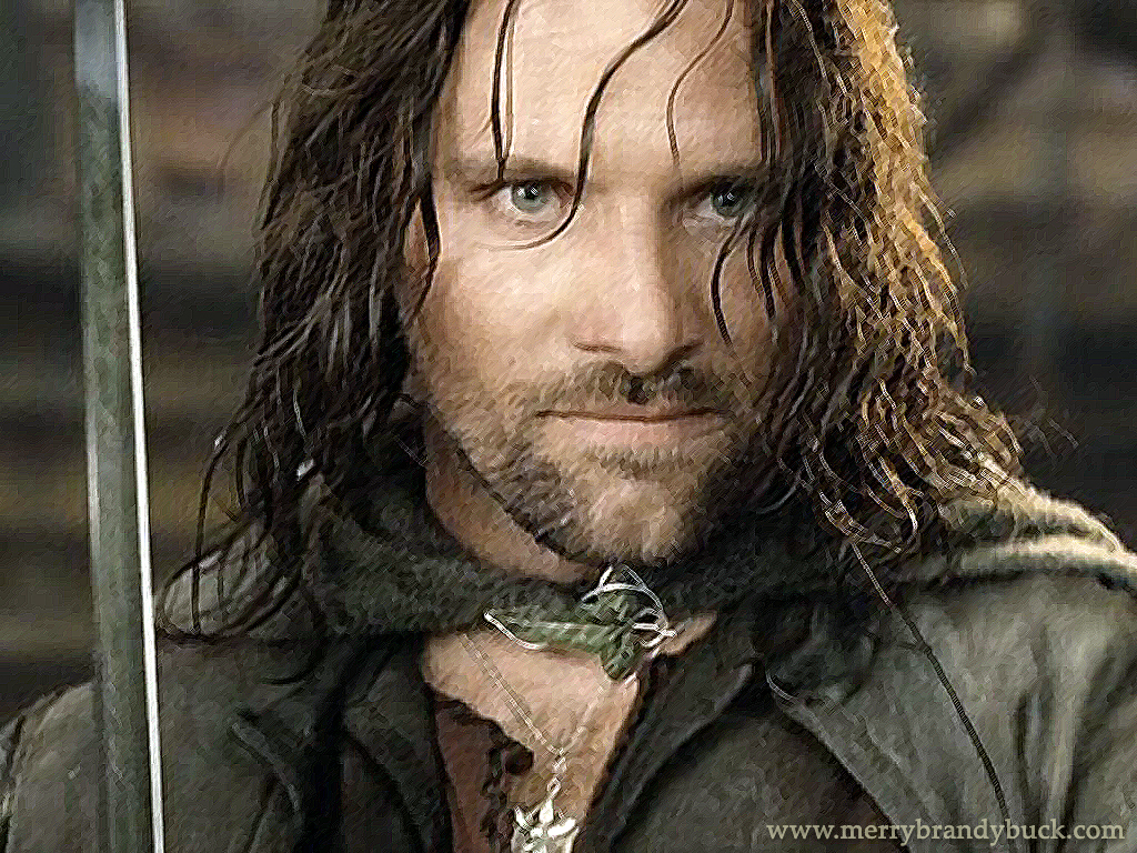 77 Aragorn Wallpaper On Wallpapersafari