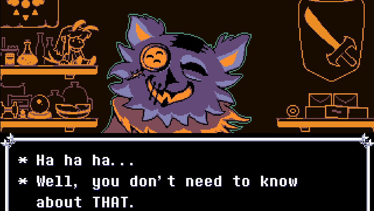 Deltarune Chapter 1 Undertale Sequel Rock Paper Shotgun 1442x812