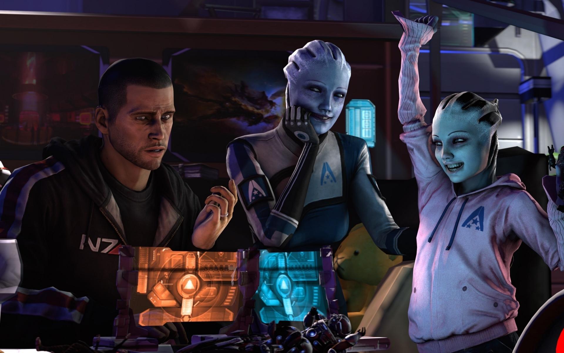 71 Mass Effect Wallpaper Hd On Wallpapersafari