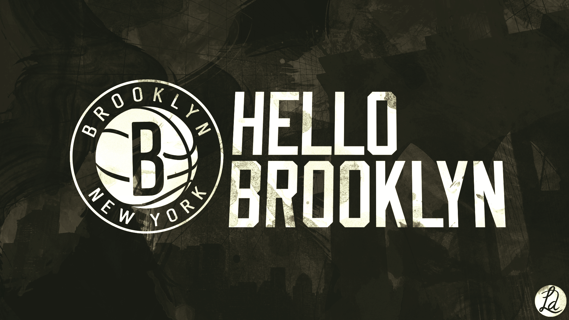 Hello Brooklyn by lucasitodesign Download from DeviantART 1920x1080