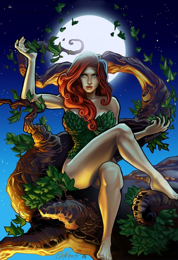 Cavewoman vs Poison Ivy   Battles   Comic Vine 600x873