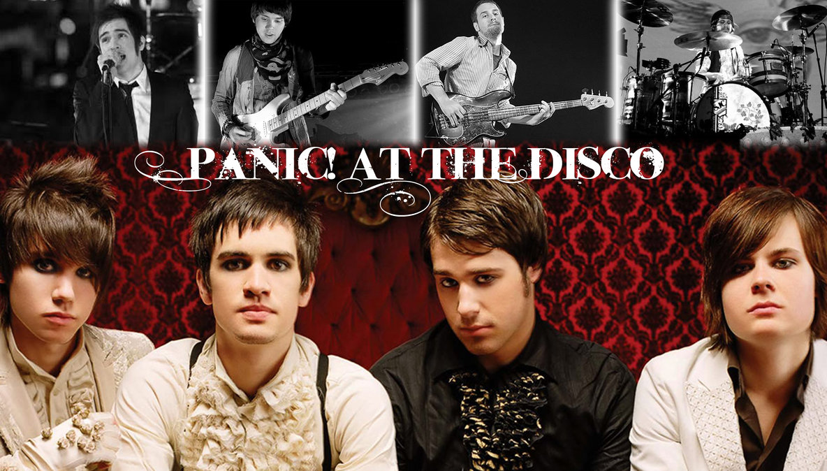 Panic At The Disco wallpaper by clicheclad 1184x674