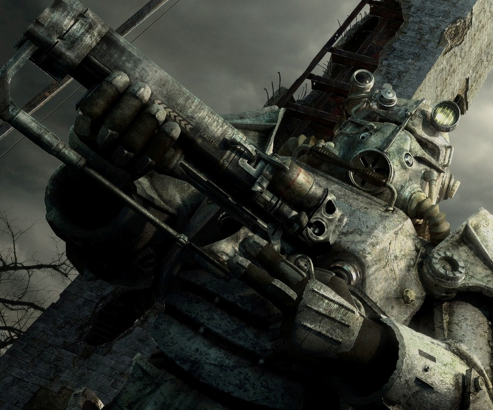 Fallout 4 Wallpaper Hd: Fallout 3 Phone Wallpaper