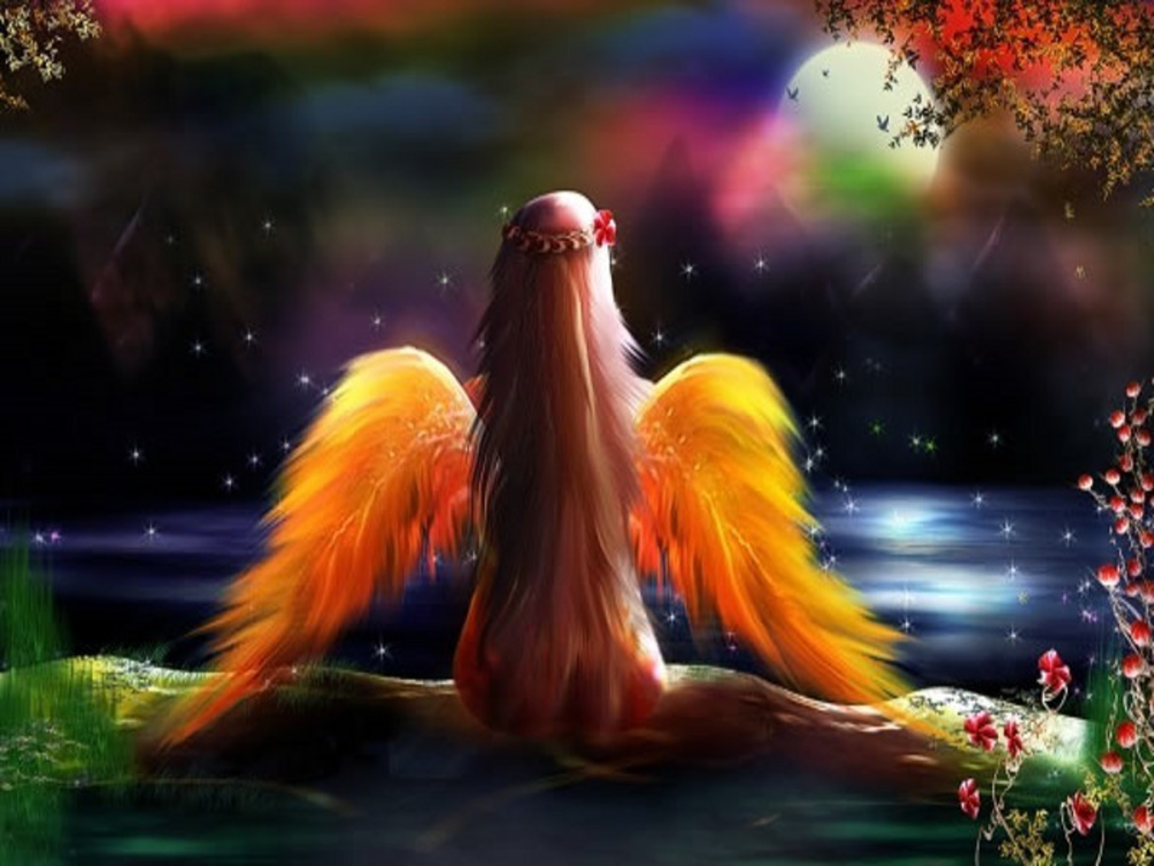 Colorful Fairy Computer Wallpapers Desktop Backgrounds 1280x960 1280x960