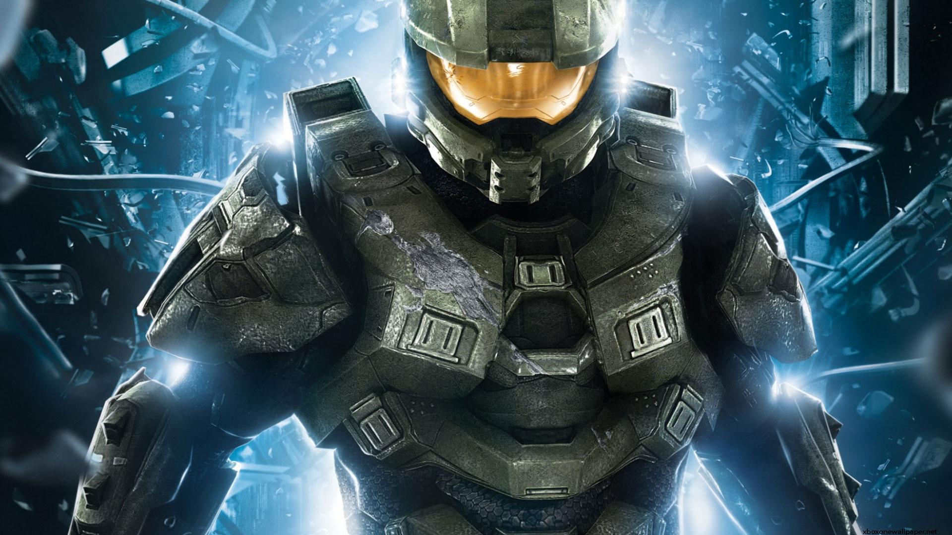 Halo 4 Wallpaper 1080p Halo Xbox One 1080P Wallpaper 1920x1080