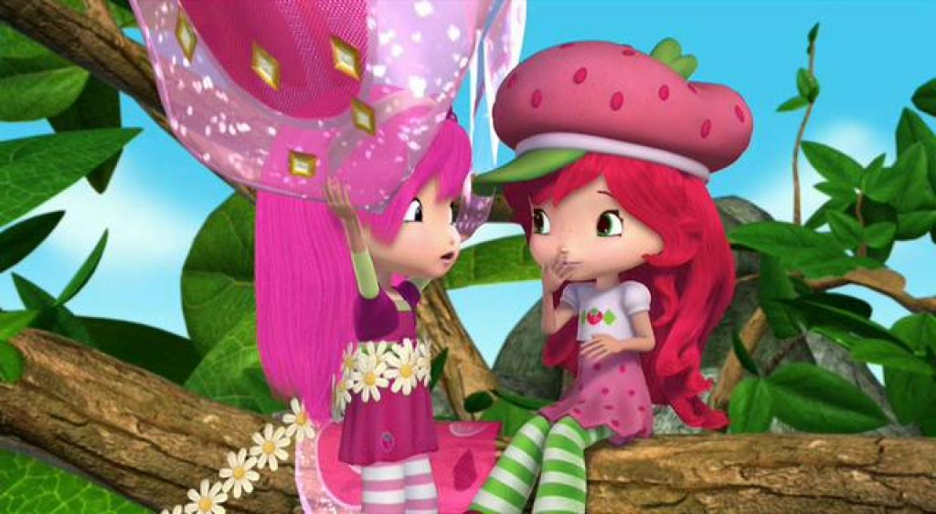 Strawberry Shortcake images Strawberry Movies HD wallpaper and 1024x563