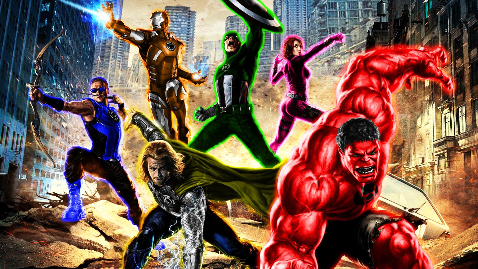Marvel Heroes HD Wallpaper 1920x1080 ID58240 1920x1080