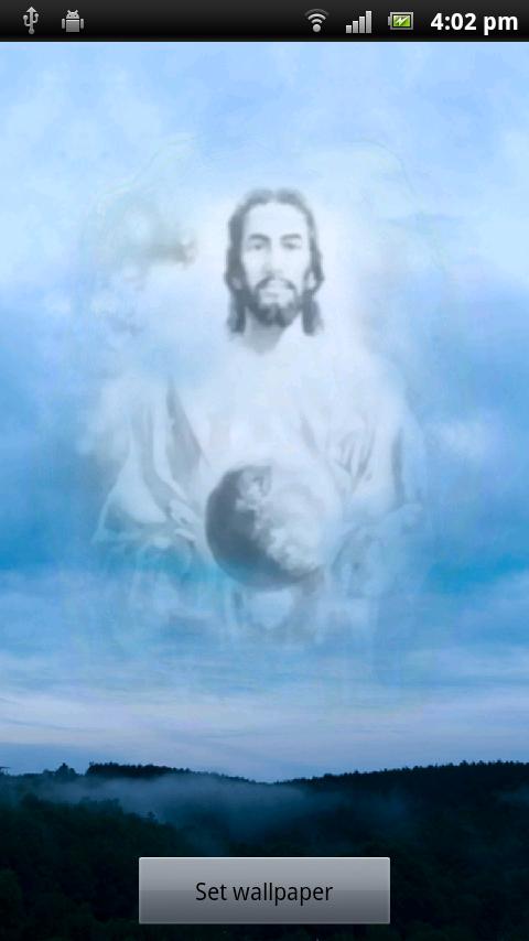 [50+] Jesus Live Wallpapers for Desktops on WallpaperSafari