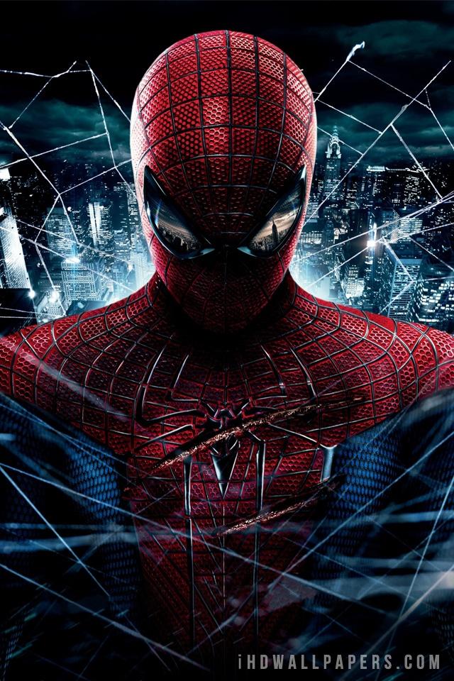 Amazing Spider Man HD Wallpaper   iHD Wallpapers 640x960