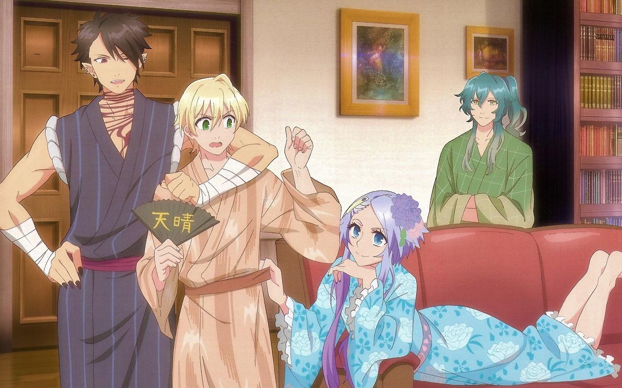 Dantalion Makai Ouji devils and realist   Zerochan Anime Image 1280x800