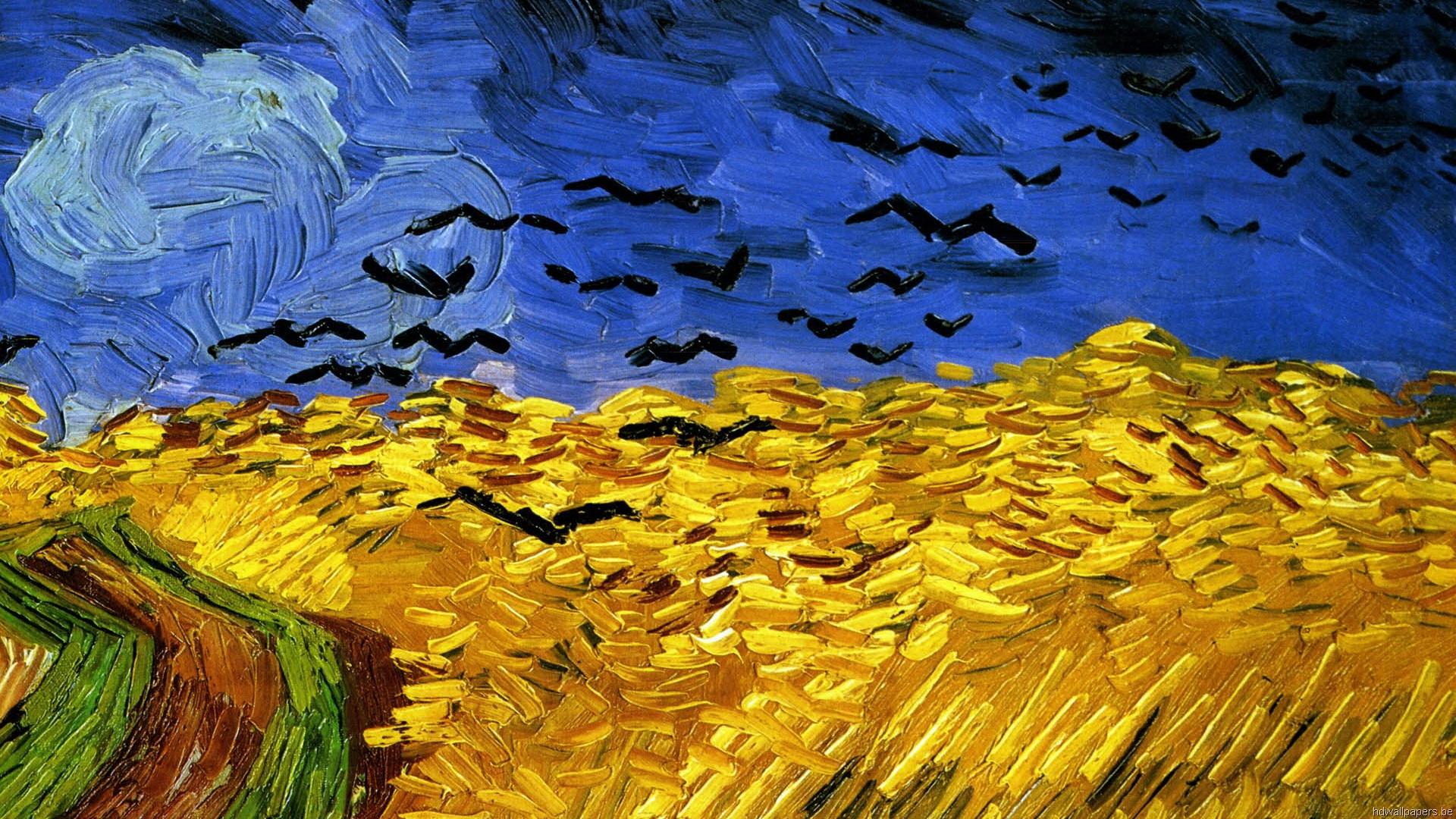 45 Van Gogh Hd Wallpaper On Wallpapersafari