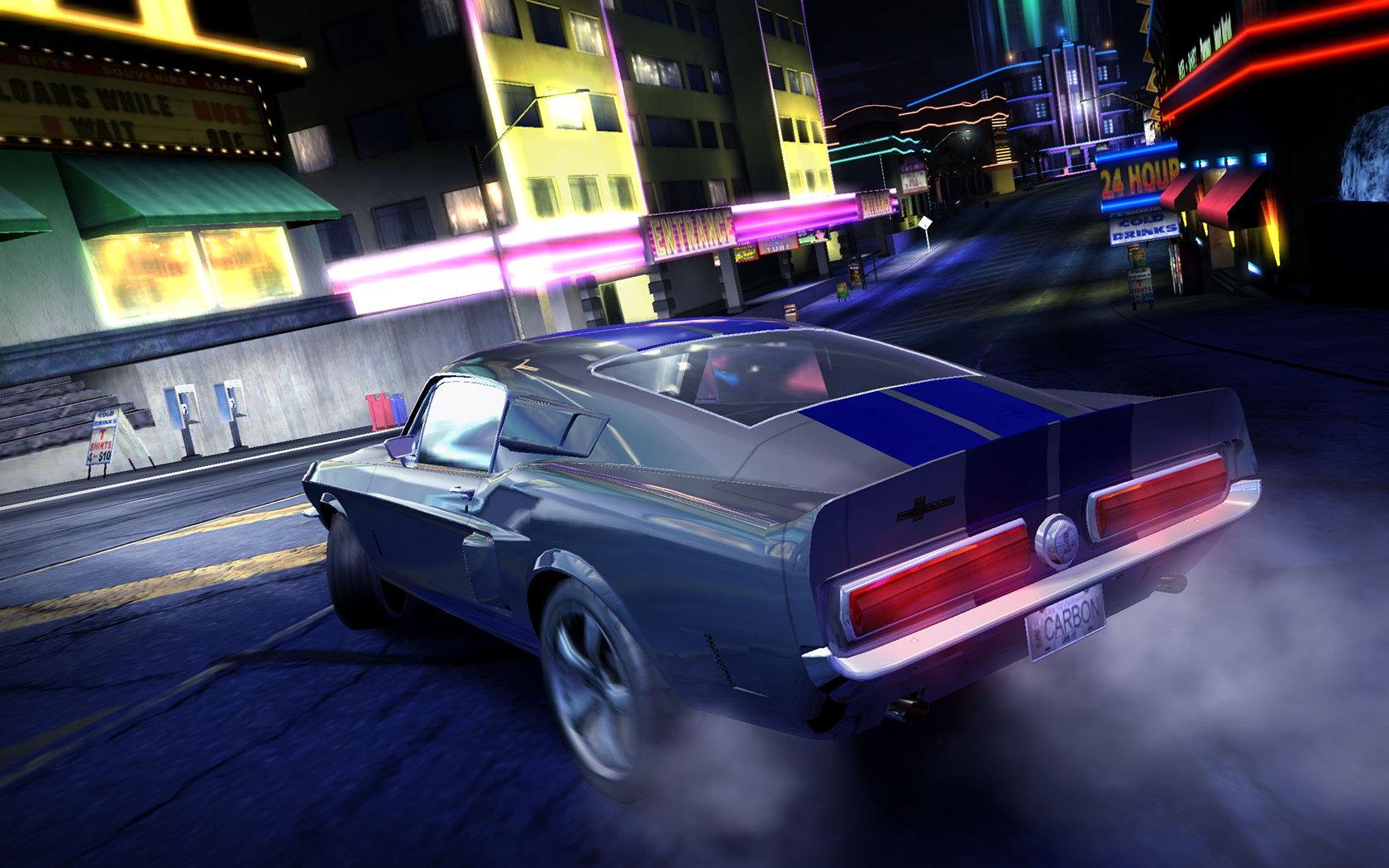 Free Download Ford Mustang Shelby Gt500 Need For Speed Carbon Hd
