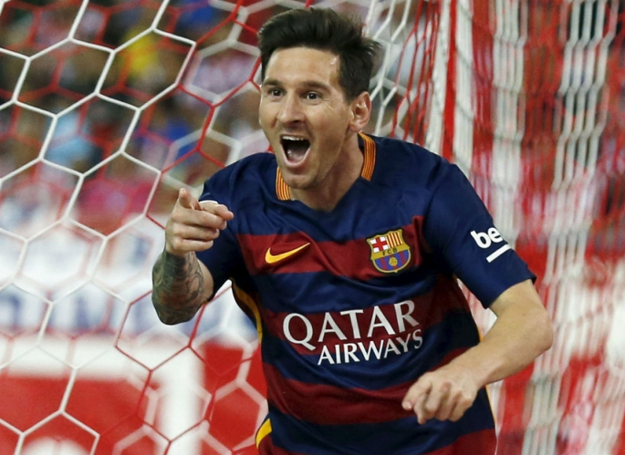 lionel messi 2016 4D Wallpapers 685x499
