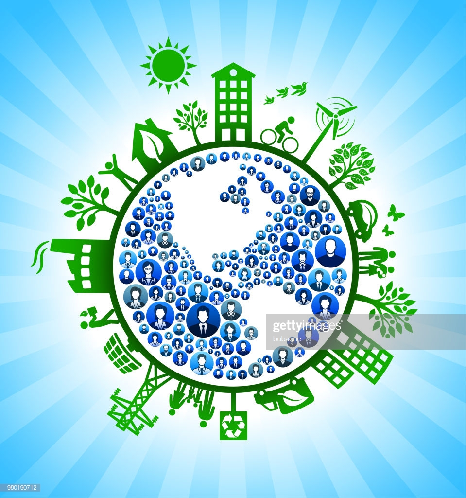 Planet Earth Business Team Green Environmental Conservation 959x1024