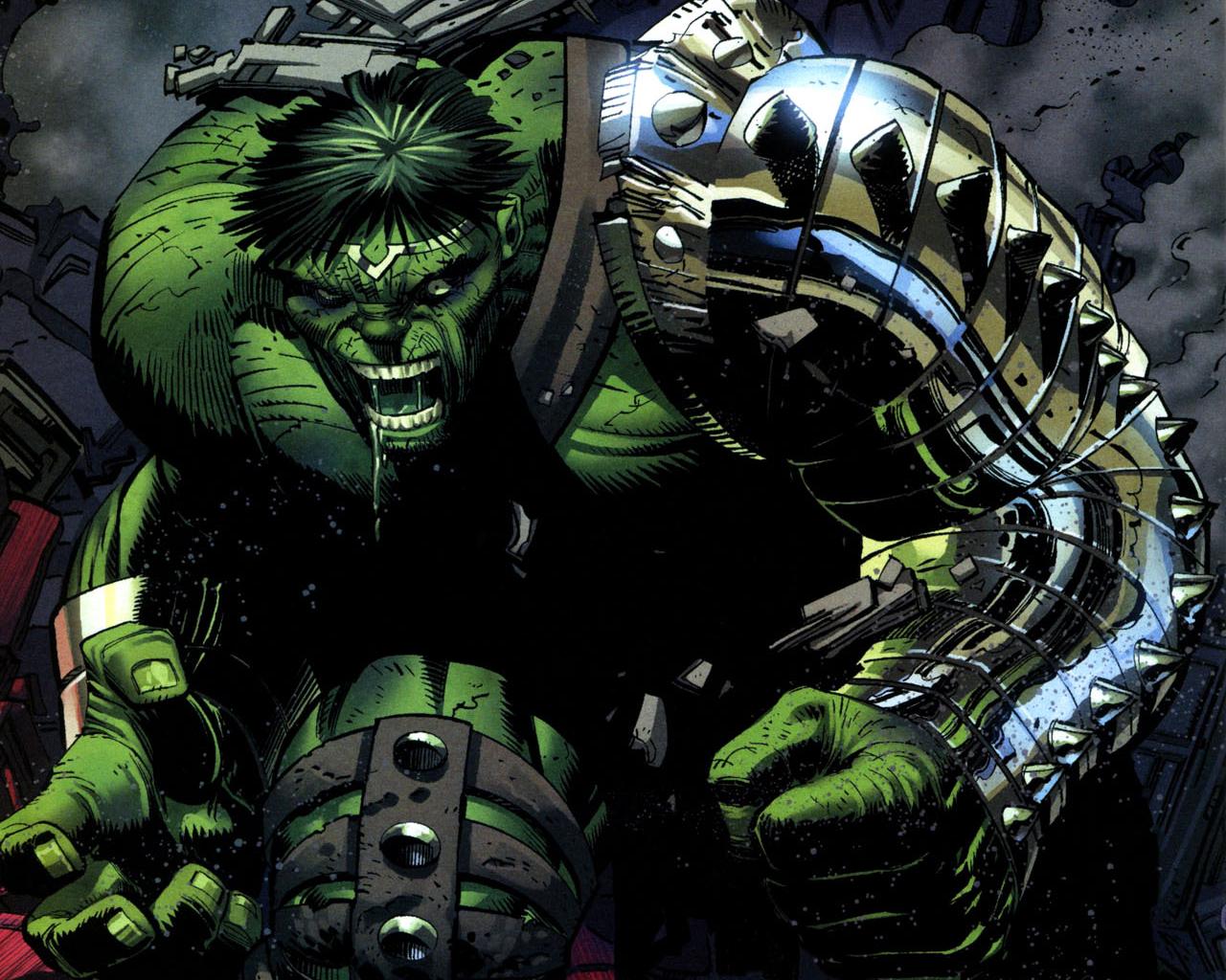 batman vs superman Hulk Wallpaper Android Images 1280x1024