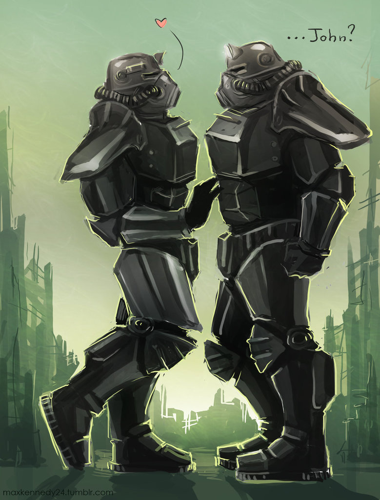 Fallout   Brotherhood of Steel by maXKennedy 779x1025