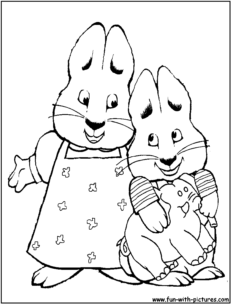 Max And Ruby Coloring Pages Naruto Wallpaper 800x1050